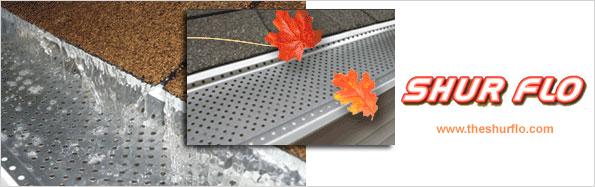 Wholesale Siding Depot Sure Flo Gutter Protection