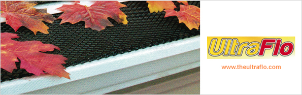 Wholesale Siding Depot UltraFlo Gutter Protection