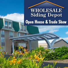 Wholesale Siding Depot Open House and Tradeshow