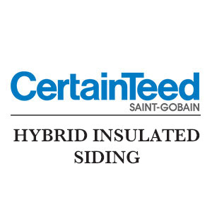 Hybrid Insulated Siding