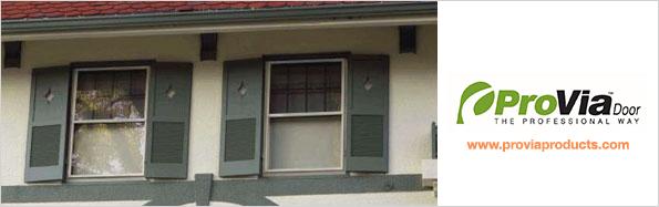 Provia Storm Windows Amp Doors Wholesale Siding Depot 174