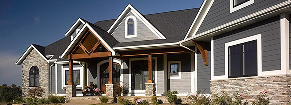 Exterior Vinyl Siding Pictures House Detail In Coeur D